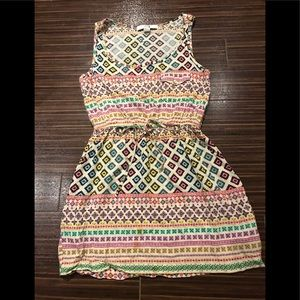 Tribal inspired dress